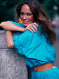 Actress Catherine Bach