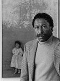 Portrait of Photographer Gordon Parks
