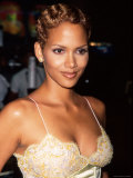 "Actress Halle Berry at Screening of Her HBO Television Film ""Dorothy Dandridge"""
