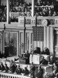 President Franklin D Roosevelt at State of the Union Address  What It Would Take to Win the War