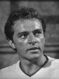 "Actor Richard Burton as a Roman Tribune in the Movie ""The Robe"""