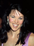 Actress Lucy Lawless