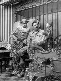 "Clarabelle the Clown  Bob Smith  and Howdy Doody Performing at a Taping of ""The Howdy Doody Show"""