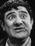 Comedian Buddy Hackett