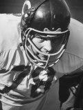 Linebacker for the Bears Dick Butkus