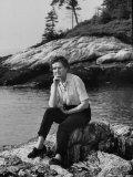 Naturalist Rachel Carson