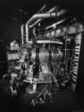 Symmetrical Tokamak: Research Device for Controlled Thermonuclear Fusion in Princeton's Physics Lab