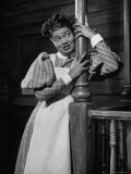 """Actress Pearl Bailey Performing in the Musical """"St Louis Woman"""""""