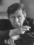 Writer W H Auden