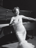 Dorothy Dandridge Dancing on a Night Club Dance Floor
