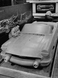 Developing Full Size Model of Buick Wildcat III from Photo Essay of Polish American Community