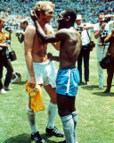 Pele &amp; Bobby Moore