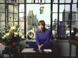 Shirley MacLaine in Her Apartment