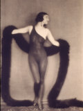 Exotic Dancer Florence Normand