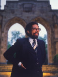 Princeton University Director of Afro American Studies Cornel West