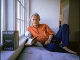 Photographer Richard Avedon in His Montauk  New York House May 1997