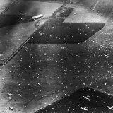 British Paratroopers 1st Airborne Landing of Arnhem During Opening Hours of Operation Market Garden
