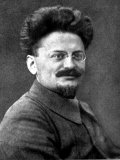 Portrait of Leon Trotsky  Russian Communist Revolutionary