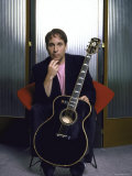 Portrait of Singer and Songwriter Paul Simon