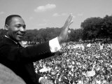 "Rev Martin Luther King Jr Giving His ""I Have a Dream"" Speech During March on Washington"