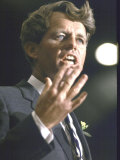Senator Robert F Kennedy Campaigning for Local Democratics in New York State