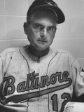 Baltimore Orioles Manager Paul Richards