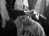 New York Giants Pitcher Sal Maglie