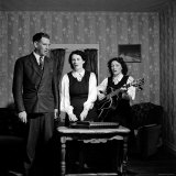 Country and Western Music Carter Family AP Carter  Wife Sara and Sister in Law Maybelle Carter