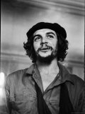 Cuban Rebel Ernesto &quot;Che&quot; Guevara with His Left Arm in a Sling