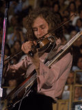 "Electric Violinist Rick Grech from the Group ""Blind Faith"""