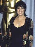 Liza Minnelli in Press Room at Academy Awards