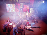 "Scene from the Broadway Musical ""Hair"""