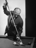 Portrait of Billiards Champion Willie Hoppe