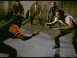 Knife Fight Scene from West Side Story