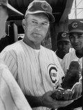 Chicago Cubs' Coach Harry Craft