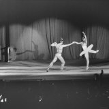 Margot Fonteyn and Rudolf Nureyev Performing at Pres Lyndon B Johnson's Inaugural Gala