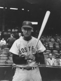 Boston Red Sox Player Ted Williams