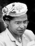 Rosa Parks Woman Who Touched Off Montgomery  Alabama Bus Boycott by African Americans