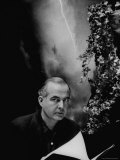 Portrait of Composer Samuel Barber