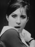 "Close Up of Barbra Streisand in Scene from Stage Production ""I Can Get It for You Wholesale"""
