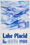 Lake Placid 1980 - Mountain Text