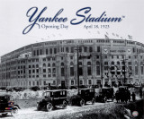Yankee Stadium - 1923 Opening Day