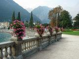 Mount Rocchetta  Riva del Garda Promenade  Lake Garda  Italy