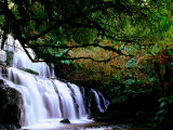 Purkenui Falls  New Zealand