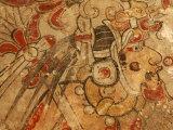 Maya Murals  Maya  San Bartolo  Guatemala