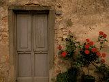 Tuscan Doorway  Castellina  Il Chianti  Tuscany  Italy