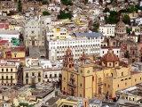 Basilica de Nuestra Senora de Guanajuato  Guadalajara  Mexico
