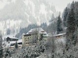 Mountain Lodge  Saanen  Bern  Switzerland