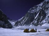 Camp One on Everest Southside