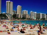 Waikiki Beach  Waikiki  United States of America